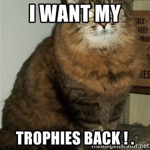 ZOE GREAVES DTES VANCOUVER - I want my  Trophies back ! .
