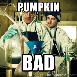 breaking bad - Pumpkin Bad