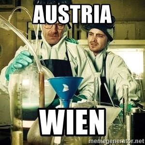 breaking bad - Austria Wien
