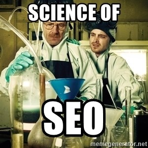 breaking bad - Science of SEO