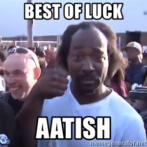 charles ramsey 3 - BEST OF LUCK AATISH