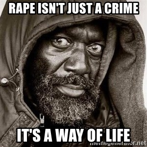 You Gonna Get Raped - Rape isn't just a crime It's a way of life