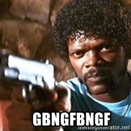 Pulp Fiction -          gbngfbngf