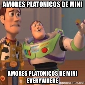 buzz light - amores platonicos de mini amores platonicos de mini everywhere