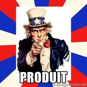 uncle sam i want you -  produit