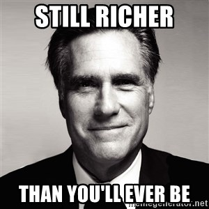 RomneyMakes.com - still richer than you'll ever be