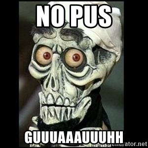 Achmed the dead terrorist - no pus guuuaaauuuhh