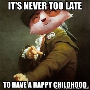 URALO - It's never too late to have a happy childhood
