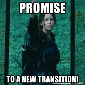 Katniss respect - promise to a new transition!