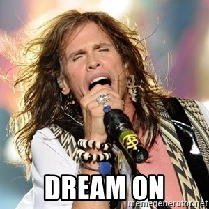 Steven Tyler -  DREAM ON