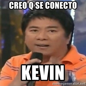 willie revillame you dont do that to me - creo q SE conecTO  KEVIN