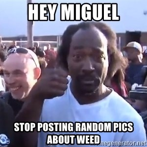 charles ramsey 3 - hey miguel stop posting random pics about weed