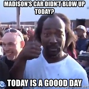 charles ramsey 3 - MADISON'S CAR DIDN'T BLOW UP TODAY? TODAY IS A GOOOD DAY
