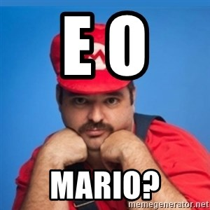 SUPERSEXYMARIO - e o  mario?