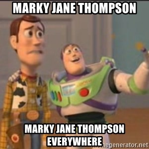 X, X Everywhere  - marky jane thompson marky jane thompson everywhere