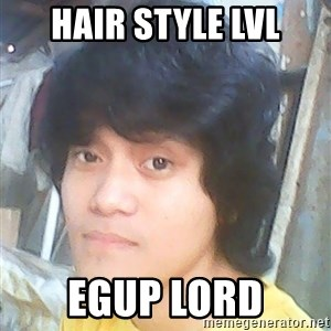 eguplord - HAIR STYLE LVL EGUP LORD