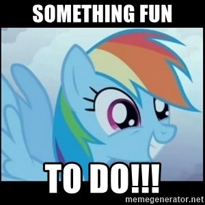 Post Ponies - Something fun To do!!!