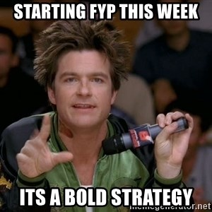 Bold Strategy Cotton - starting fyp this week its a bold strategy