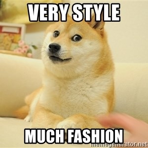 so doge - very style much fashion