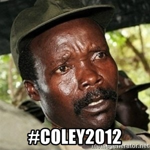 Good Guy Joe Kony -  #COLEY2012