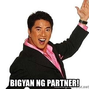 willie revillame 2 -  BIGYAN NG PARTNER!