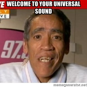 Radio Voice Guy - Welcome to your universal sound