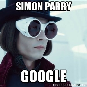 willywonka23 - SIMON PARRY google