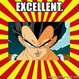 Dragon Ball Z - Excellent.