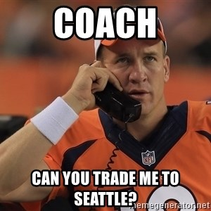 peyton manning phone1 - Coach Can you trade me to seattle?