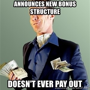 Rich Boy Boss - ANNOUNCES NEW BONUS STRUCTURE DOESN't EVER PAY OUT