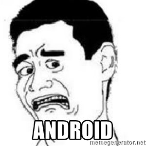 scared yaoming -  Android