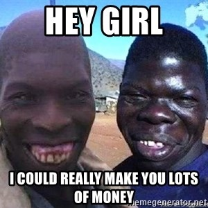 feo3 - hey girl i could really make you lots of money