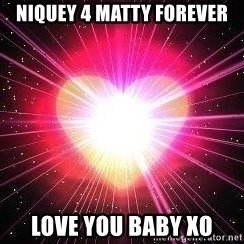 ACOUSTIC VALENTINES II - Niquey 4 Matty forever Love you Baby xo