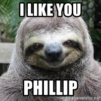 Sexual Sloth - I LIKE YOU PHILLIP