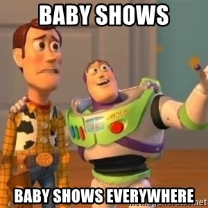 Woody and Buzz HD - baby shows baby shows everywhere