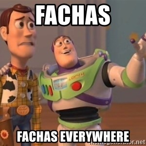 buzz light - fACHAS FACHAS EVERYWHERE