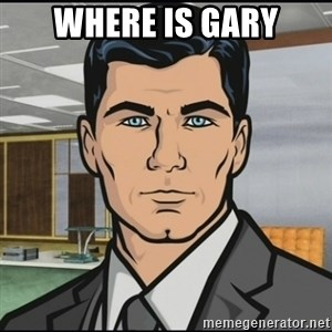 Archer - Where is gary