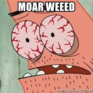 Stoned Patrick - MOar weeed