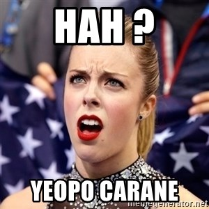 Ashley Wagner Shocker - HAH ? YEOPO CARANE