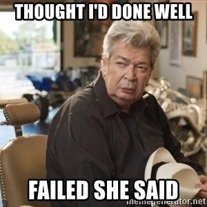 old man pawn stars - Thought I'd done well Failed she said