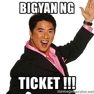 willie revillame 2 - BIGYAN NG TICKET !!!