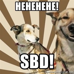 Stoner dogs concerned friend - HEHEHEHE! SBD!
