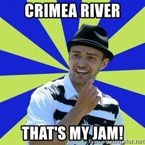 Justin Timberlake - Crimea River That's my jam!