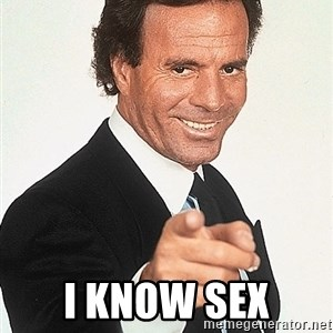 julio iglesias 2 -  I know sex