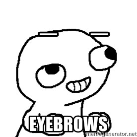 Fsjal -   _      _ EYEBROWS