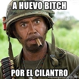 You Just went Full Retard - a huevo bitch por el cilantro