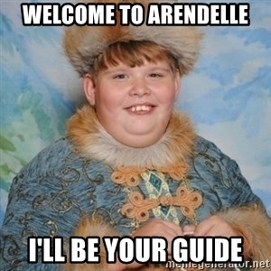 welcome to the internet i'll be your guide - welcome to Arendelle i'll be your guide