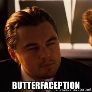 inceptionty -  BUTTERFACEPTION