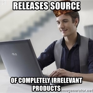 SCUMBAG TKer V.2.0 - Releases source of completely irrelevant products