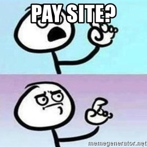 Speechless Guy - pay site?